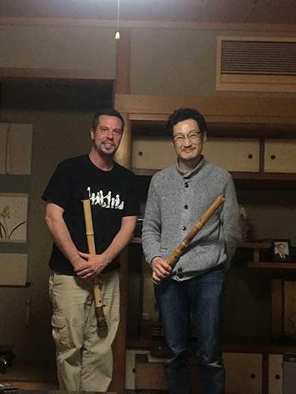 with Kohei Matsumoto